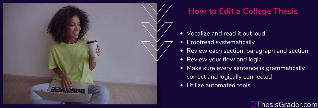 Online Thesis Helper: Making Your Academic Paper Sparkle